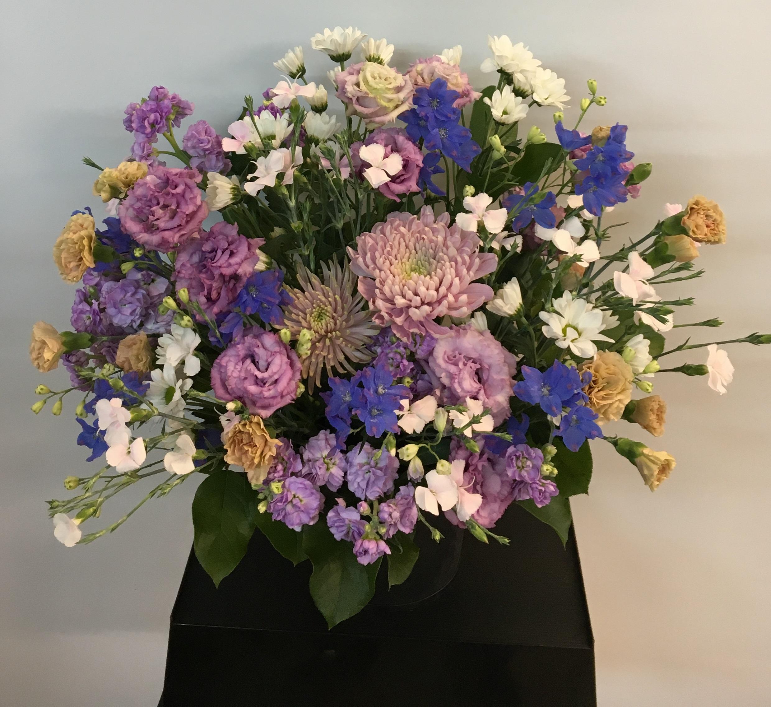 【お花納品事例14】神奈川県横浜市関内の法人企業様に花束を納品しました!