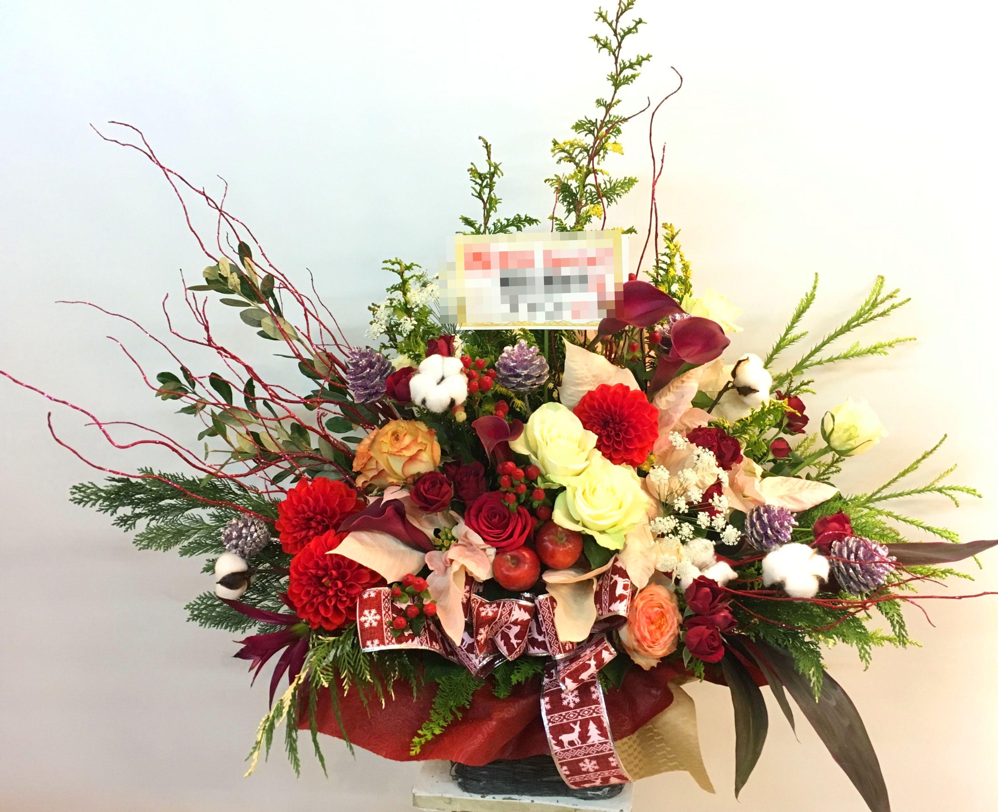 【ナオ花屋の納品事例221】横浜市関内相生町の法人企業様へ胡蝶蘭を即日当日配達しました!