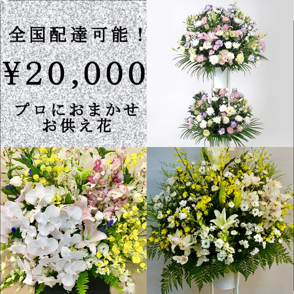 全国配送無料お供え花6