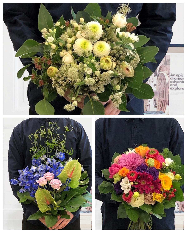 花屋が作りたい花束①