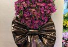 ランドマークホールへオーダーメイドスタンド花を配達しました。【横浜花屋の花束・スタンド花・胡蝶蘭・バルーン・アレンジメント配達事例575】