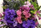 関内へブーケ花束を即日当日配達しました。【横浜花屋の花束・スタンド花・胡蝶蘭・バルーン・アレンジメント配達事例579】