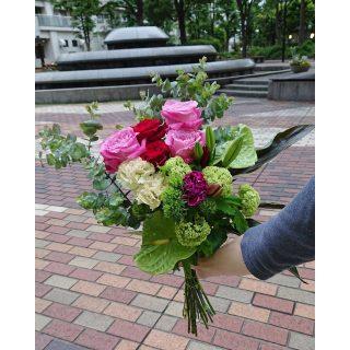 花屋が作りたい花束④