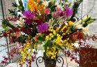 横浜市みなとみらいへ胡蝶蘭を即日当日配達しました。【横浜花屋の花束・スタンド花・胡蝶蘭・バルーン・アレンジメント配達事例618】
