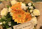 横浜市本牧緑ヶ丘へ花束を配達しました。【横浜花屋の花束・スタンド花・胡蝶蘭・バルーン・アレンジメント配達事例648】