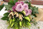 横浜市関内馬車道へスタンド花、アレンジメントを即日当日配達しました。【横浜花屋の花束・スタンド花・胡蝶蘭・バルーン・アレンジメント配達事例649】