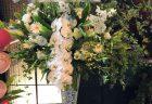 みなとみらいへ花束を即日当日配達しました。【横浜花屋の花束・スタンド花・胡蝶蘭・バルーン・アレンジメント配達事例699】
