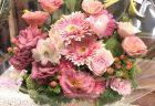 横浜市関内弁天通へ胡蝶蘭を即日当日配達しました。【横浜花屋の花束・スタンド花・胡蝶蘭・バルーン・アレンジメント配達事例748】