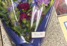 プロポーズ用のバラ108本の花束を配達しました。【横浜花屋の花束・スタンド花・胡蝶蘭・バルーン・アレンジメント配達事例762】