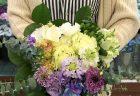 横浜市みなとみらいへバルーンアレンジメントを即日当日配達しました。【横浜花屋の花束・スタンド花・胡蝶蘭・バルーン・アレンジメント配達事例847】