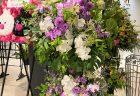 横浜市中区宮川町へプリザーブドフラワーを即日配達しました。【横浜花屋の花束・スタンド花・胡蝶蘭・バルーン・アレンジメント配達事例901】