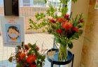 横浜市中区へブーケを配達しました。【横浜花屋の花束・スタンド花・胡蝶蘭・バルーン・アレンジメント配達事例933】